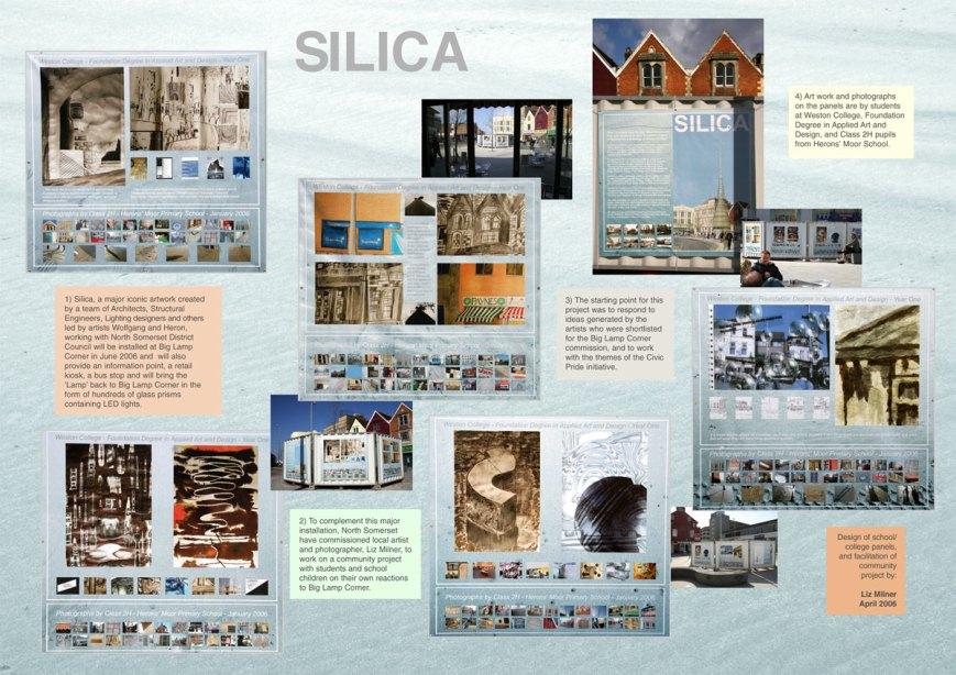silica-composite