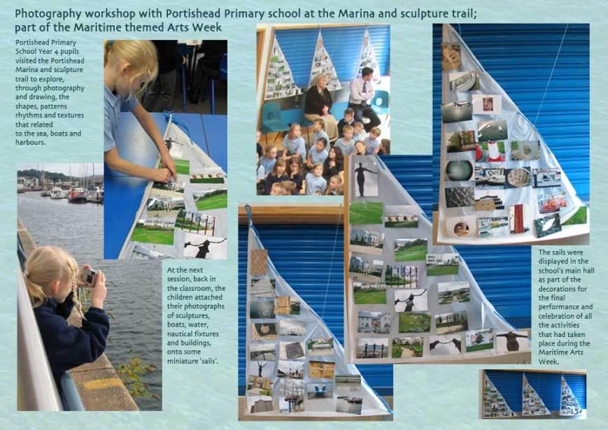 Portishead-Sails