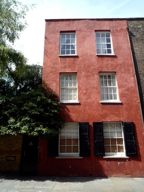 Jocasta Innes' refurbished house