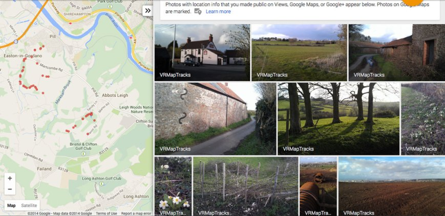 Google-Maps-View