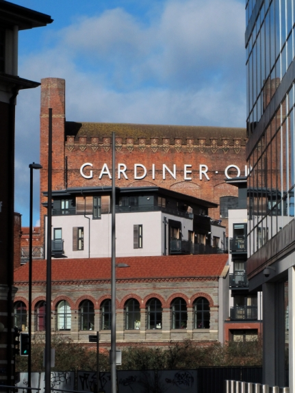 Developments around Gardiner Haskin's Bristol Byzantine building